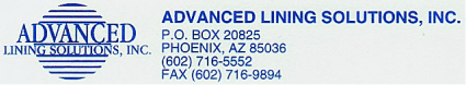 Advanced Lining Solutions Inc.